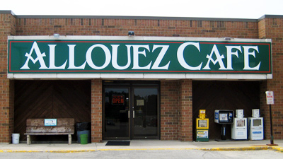Allouez Cafe in Green Bay, WI